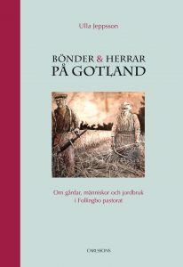 Omslag Bönder och herrar på Gotland