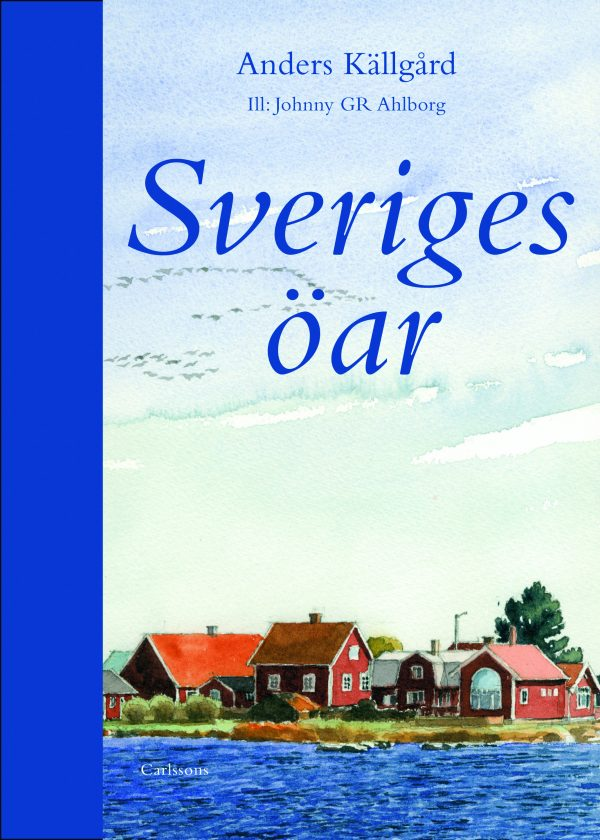 Sveriges öar_omslag